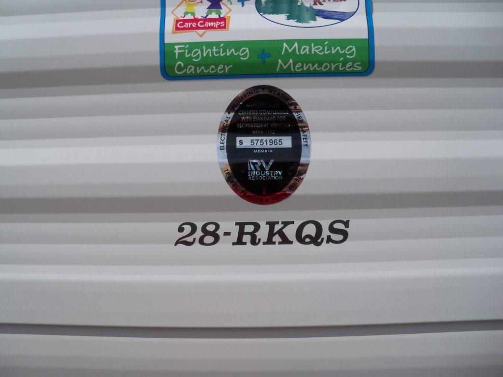 2021 Palomino Puma 28RKQS