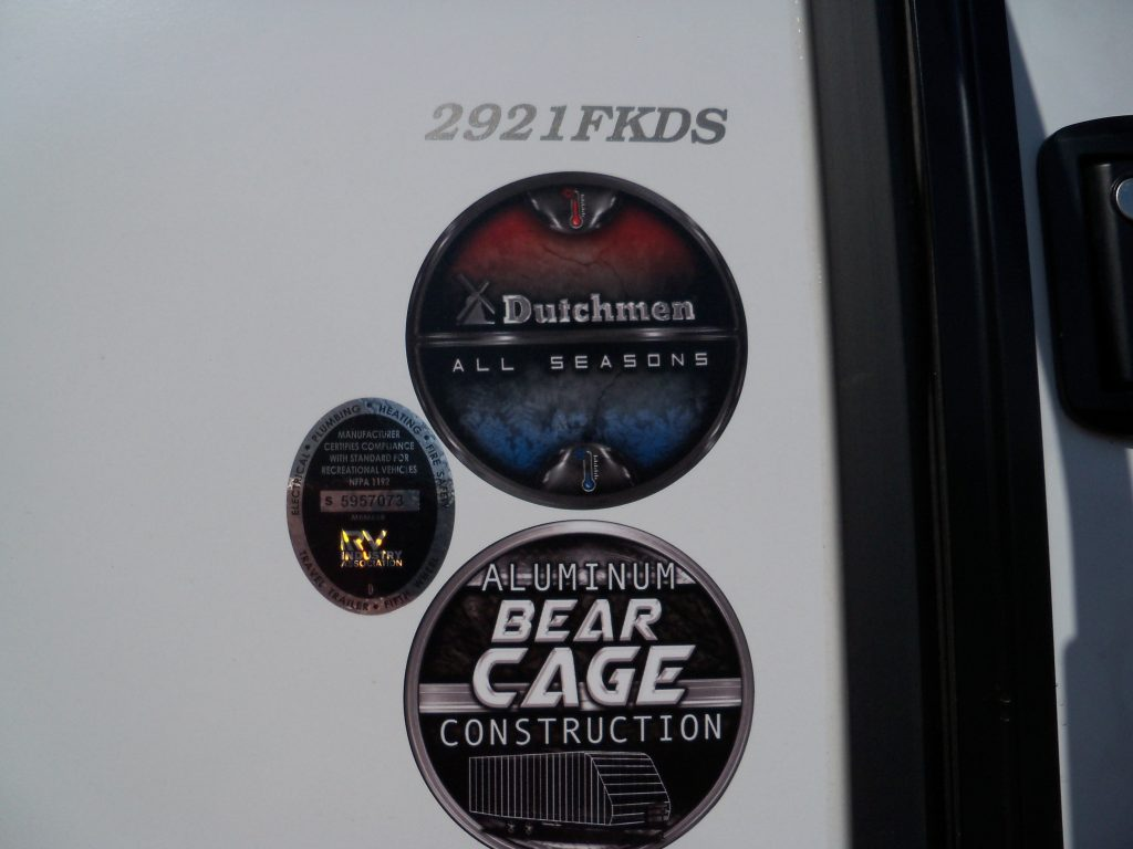 2021 Dutchmen, Kodiak Ultimate 2921FKDS