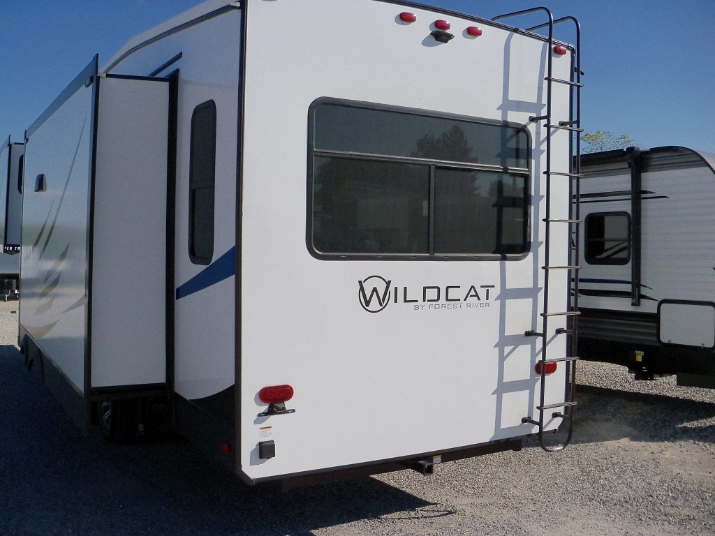 2021 Forest River, Wildcat 336RLS