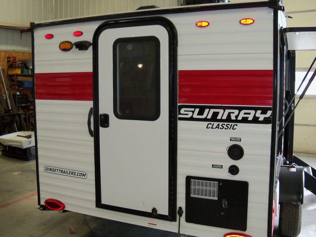 2021 Sunset Park RV, SunRay 139