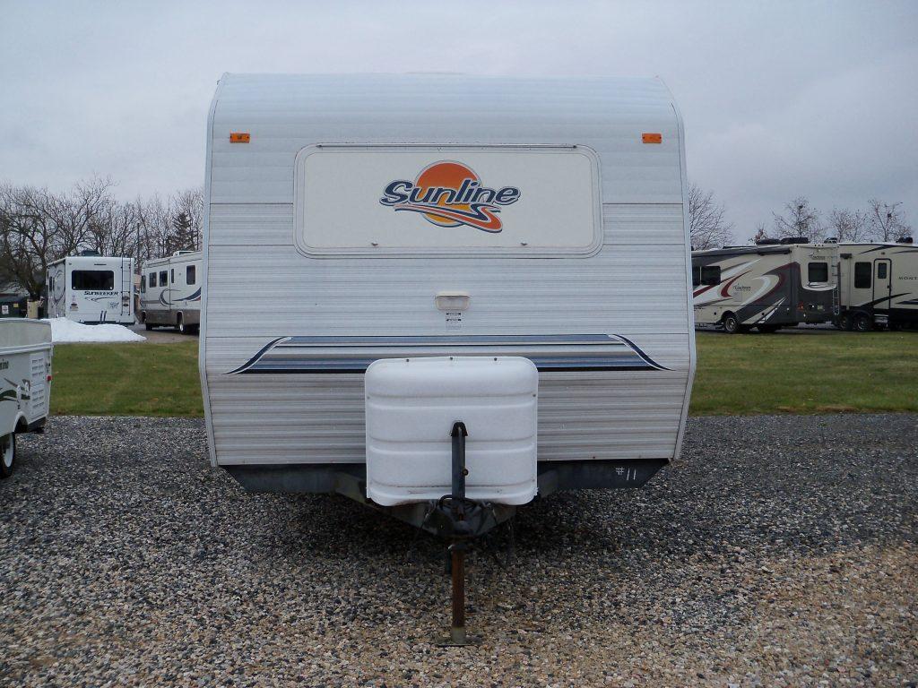 2007 Sunline Solaris T2553