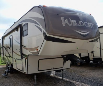 2018 Forest River Wildcat 28BH 0001