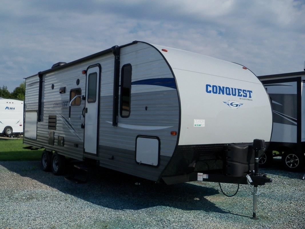 2019 Gulf Stream Coach Conquest Lite 257RB 0001