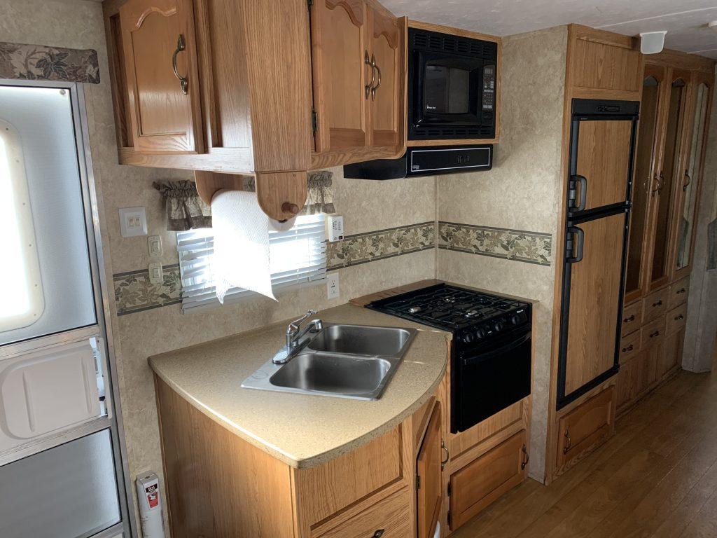 2007 Forest River Wildwood 30BHBS