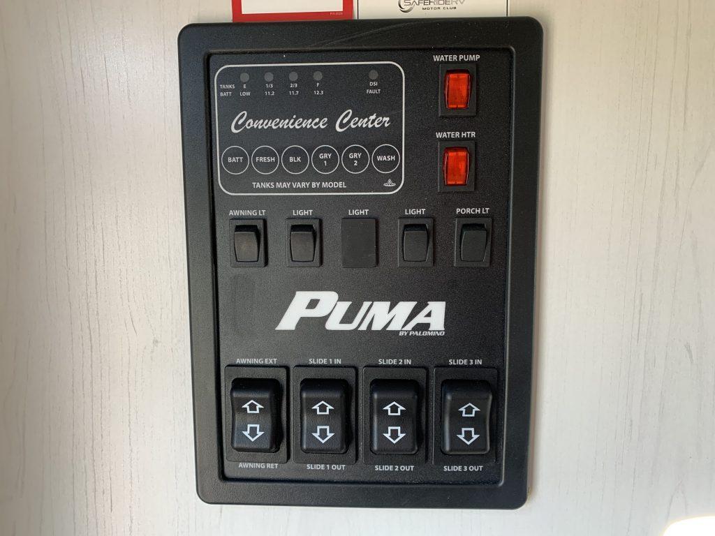 2021 Palomino Puma 32DBTS